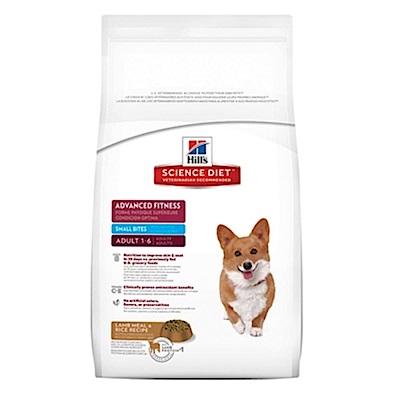 希爾思 成犬優質健康配方 羊肉+米《小顆粒》3KG【1141HG】