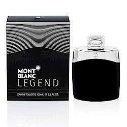 Mont Blanc萬寶龍 傳奇經典男性淡香水100ml-快速到貨