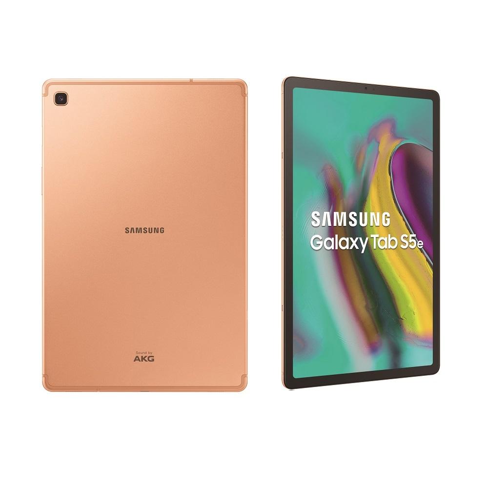 Samsung三星 Galaxy Tab S5e 10.5吋 WiFi平板-暖陽金 (T720)