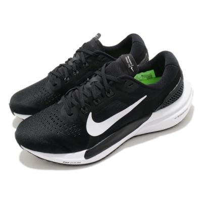 Nike 慢跑鞋 Zoom Vomero 15 運動 女鞋 氣墊 舒適 避震 路跑 健身 球鞋 黑 白 CU1856001