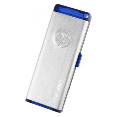 HP 惠普  128GB USB <b>3</b>.<b>0</b>金屬隨身碟 x730w