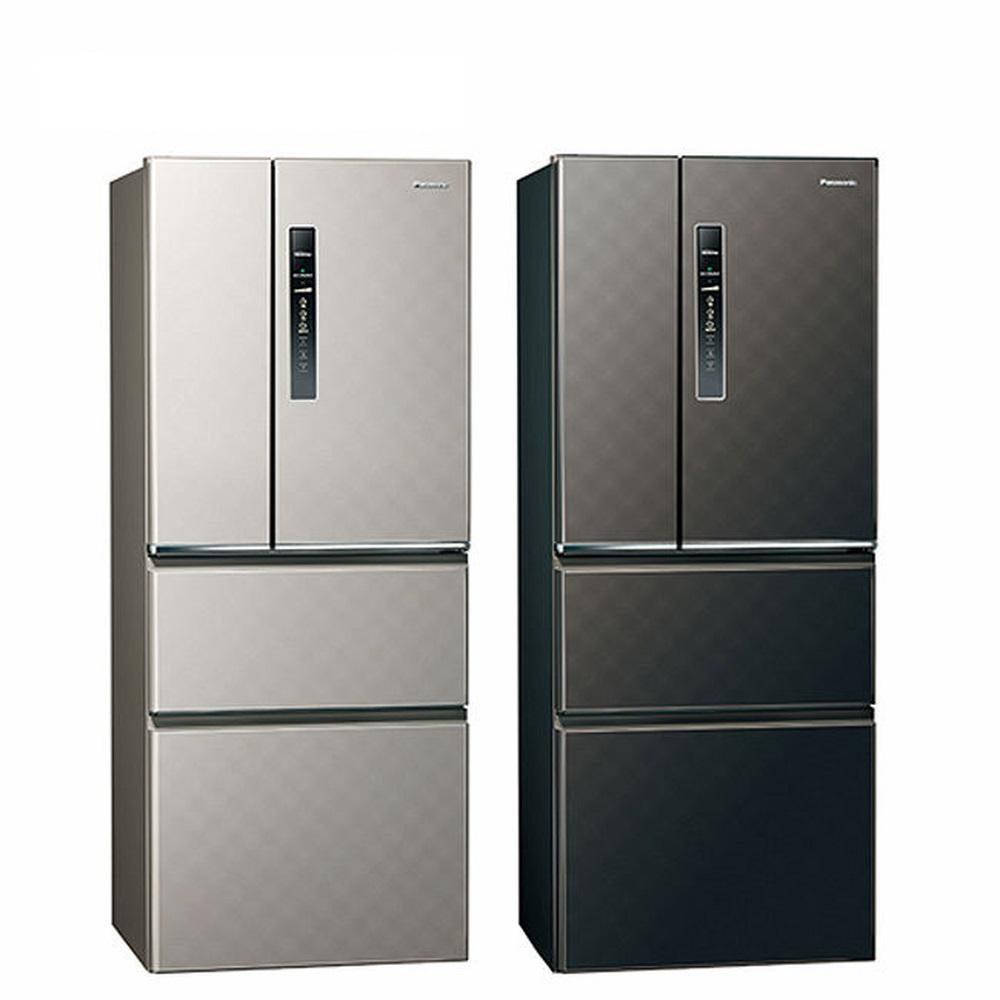 Panasonic國際牌 500L 1級變頻4門電冰箱 NR-D500HV 台松