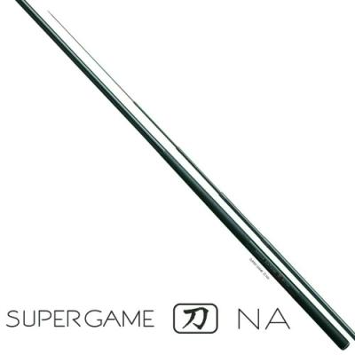 【SHIMANO】SUPER GAME 刀 NA 80 溪流竿