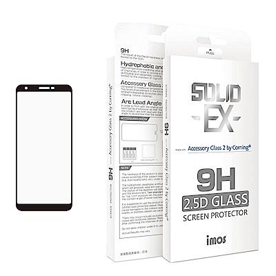iMos Google Pixel 3a 2.5D 滿版玻璃 螢幕保護貼