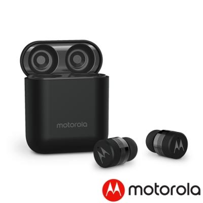Motorola 輕便型真無線藍牙耳機 Verve Buds 110(經典黑)