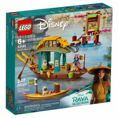 樂高LEGO 迪士尼公主系列 - LT43185 Boun s Boat