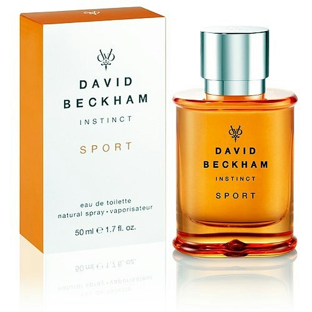 David Beckham Instinct Sport貝克漢同名男性運動淡香水 50ml