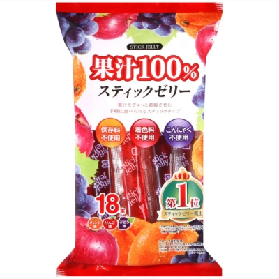 Ribon 綜合果汁果凍棒(270g)