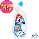 潔霜 芳香浴廁清潔劑750gm-清新皂香