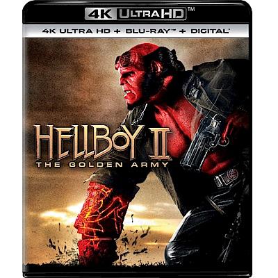 地獄怪客2:金甲軍團  4K UHD + BD 雙碟限定版