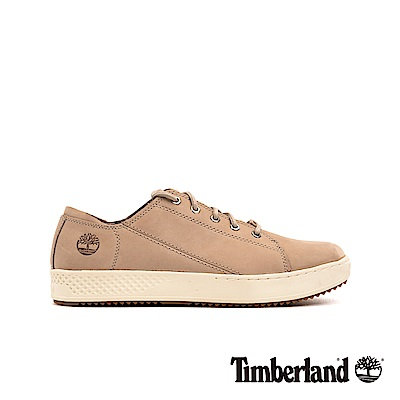 Timberland 男款淺褐色磨砂革休閒鞋|A1Z4V