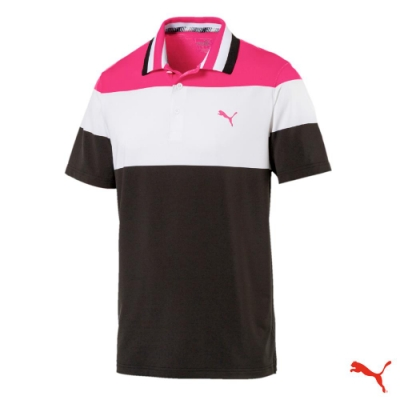 Puma Golf防曬高爾夫短袖POLO衫Rickie 579165 06