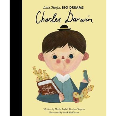 Little People, Big Dreams:Charles Darwin 小人物大夢想:查爾斯・達爾文