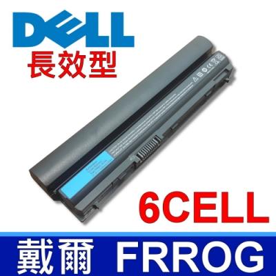 DELL FRROG 6芯 高品質 電池 FRR0G K4CP5 KJ321 X57F1 RFJMW 7FF1K Latitude E5420E5520E6120E6220E6320 系列