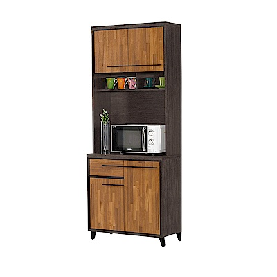 H&D 川普2.6尺餐櫃