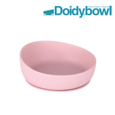 【英國Doidy cup】彩虹學習碗-玫瑰粉(食品級矽膠 吸盤底座)