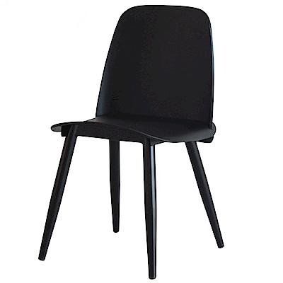 【日居良品】柯尼北歐玩味設計簡約休閒椅餐椅 @ Y!購物