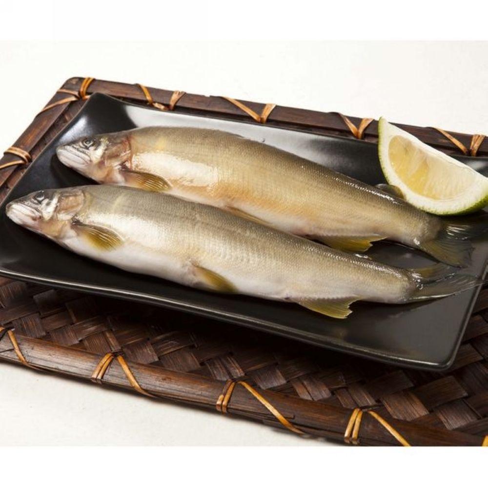 統一生機 香魚(400g)