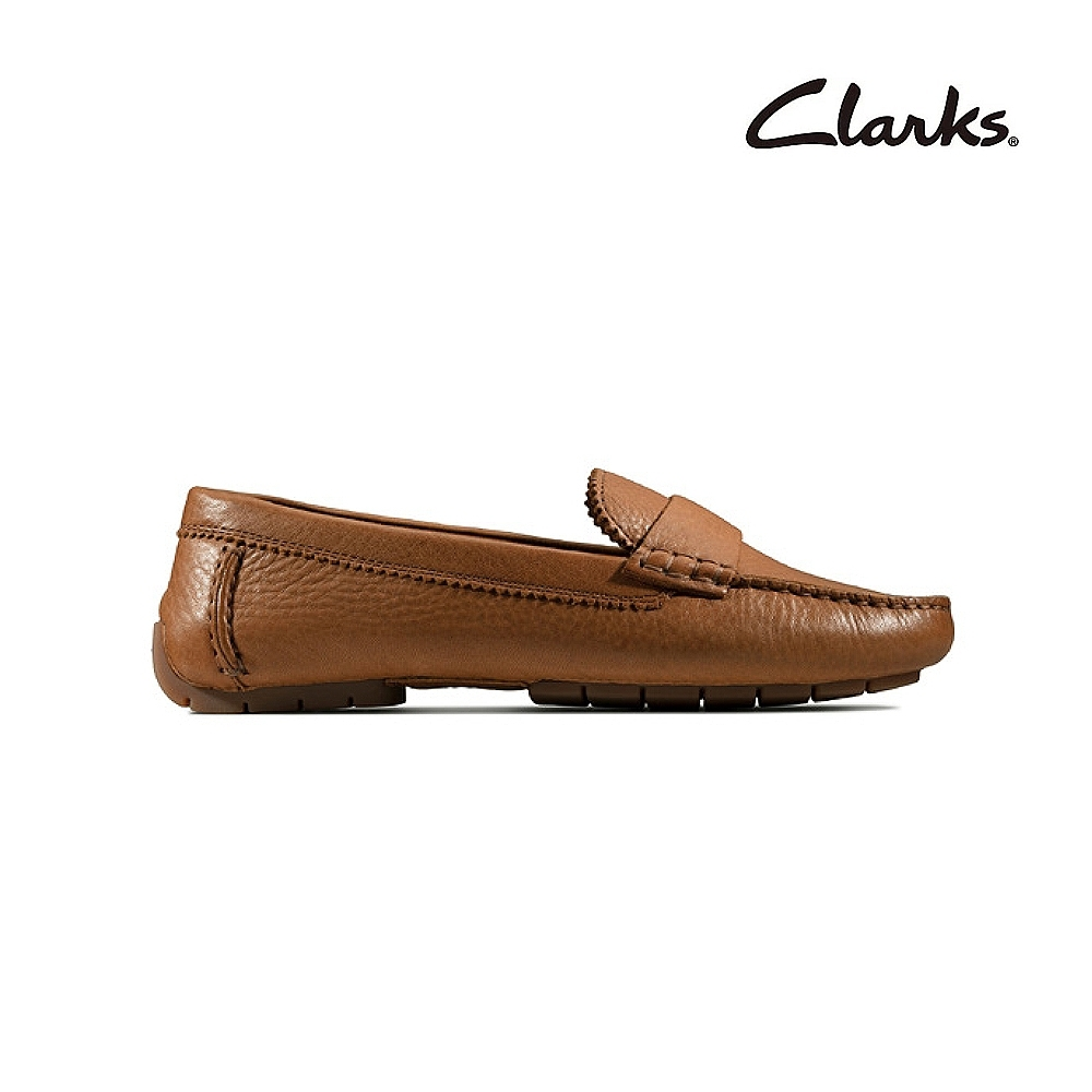 Clarks   純甄品味 C Mocc  女平底鞋  棕褐色   CLF47865SC20