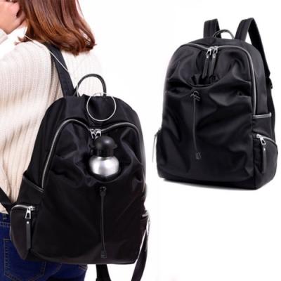 I FUN 現+預 前置水瓶袋縮口輕便多口袋大容量背包