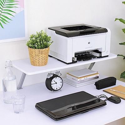 頂堅 寬80公分(Z型)桌上型置物架/螢幕架(二色)