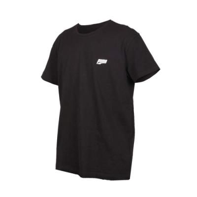 PUMA 男流行系列LOGO進化史短袖T恤-慢跑 路跑 黑白