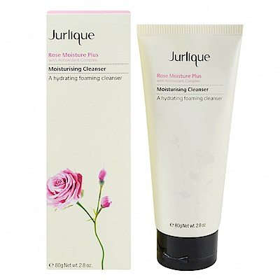 Jurlique 茱莉蔻 玫瑰保濕潔膚乳 80g