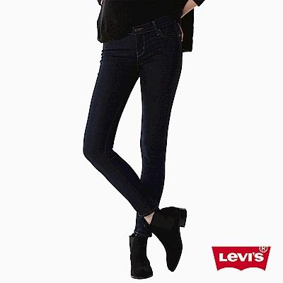 Levis 女款 711 中腰緊身窄管牛仔長褲 亞洲版型 經典延續款