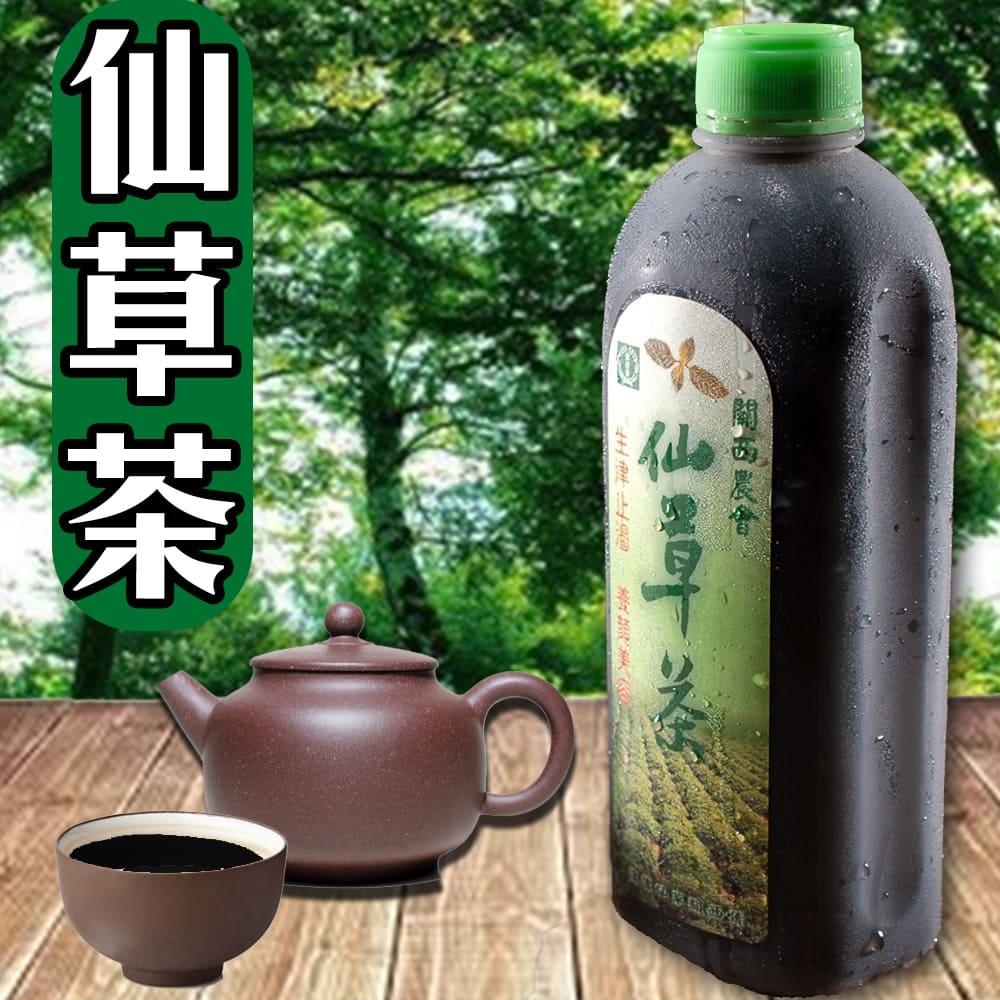 仙草茶(960ml/瓶)x2瓶