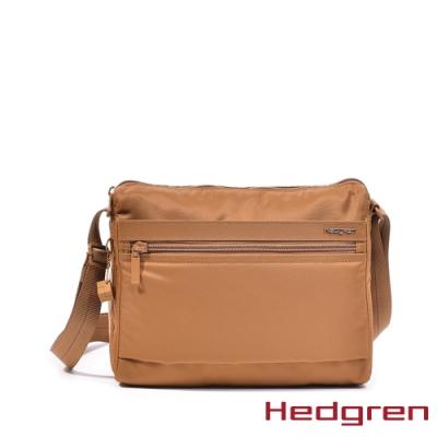 【Hedgren】黃多層收納斜背包 – HIC176M EYE