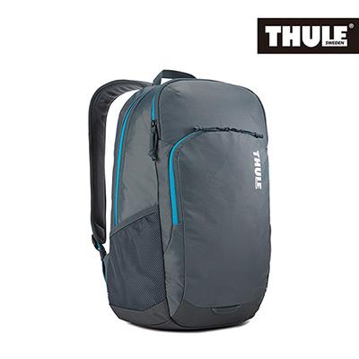 THULE-Campus 24L電腦後背包TCAM-3116-銀灰