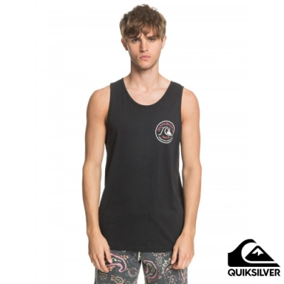 【QUIKSILVER】CLOSE CALL TANK 背心 黑色
