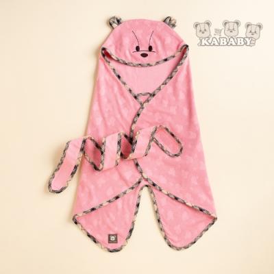 【金安德森】KA星星熊純棉包巾 (共二色)