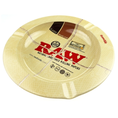 RAW 西班牙進口Metal Ashtray-金屬製桌上型煙灰缸