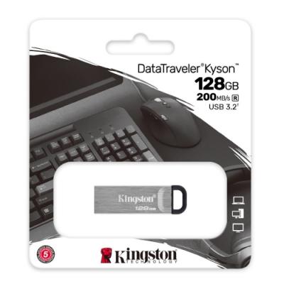 金士頓 Kingston DataTraveler Kyson 128GB USB3.2 隨身碟 DTKN/128GB
