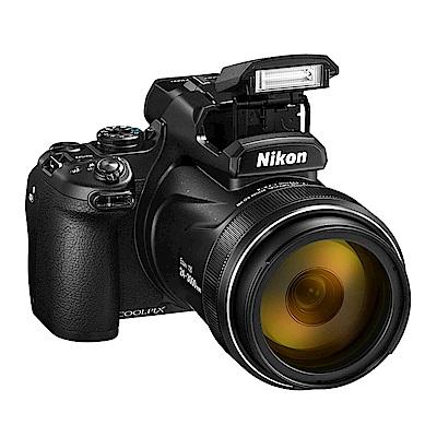 【快】NIKON COOLPIX P1000 125倍光學變焦4K望遠類單眼*(平輸)