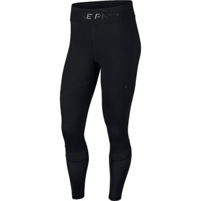 NIKE 緊身褲 慢跑 健身 訓練  運動長褲 女款 黑 CJ3604010 AS W NP LUXE TIGHT MESH MIX