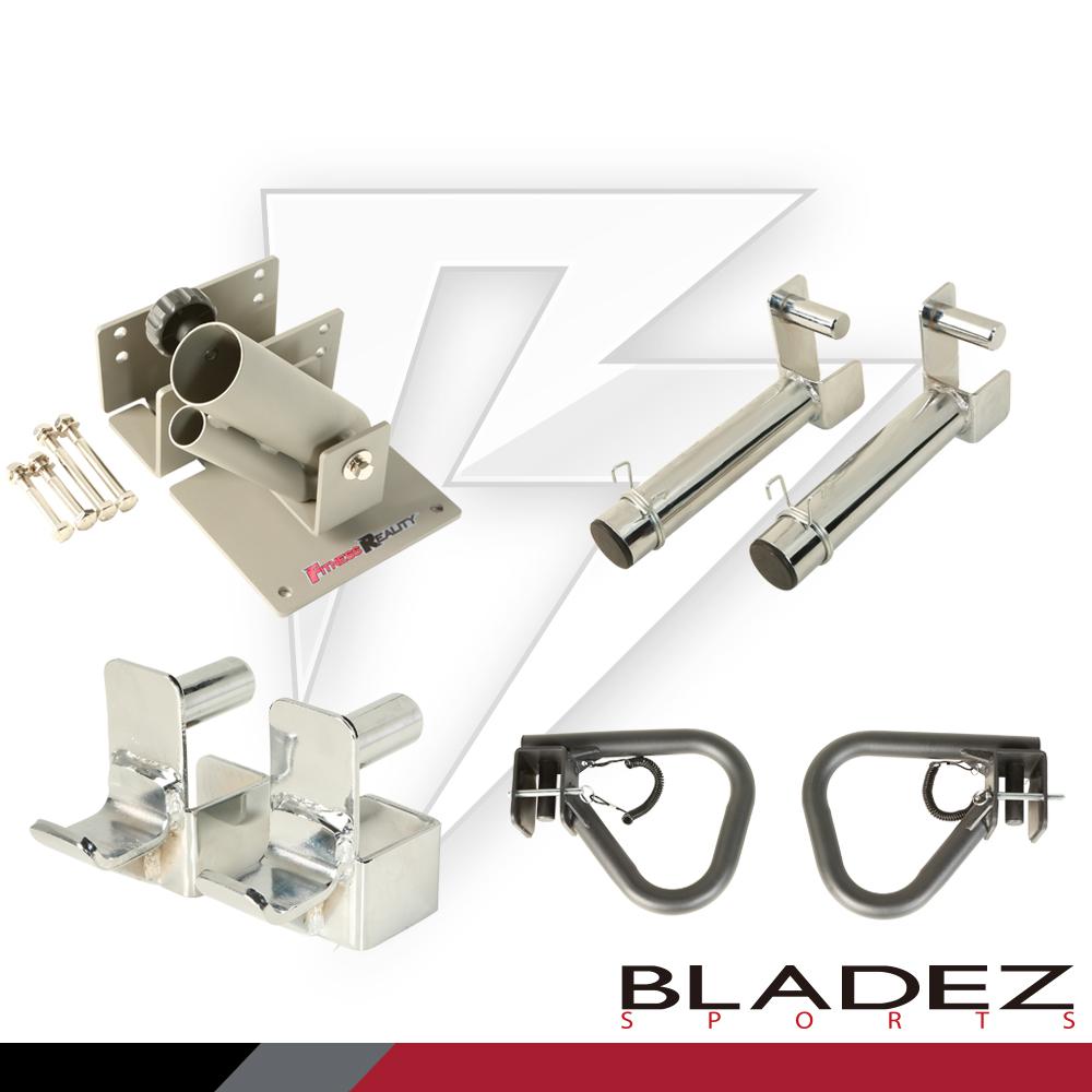 【BLADEZ】FITNESS REALITY 360KG鐵人多功能訓練架配件組 F2819