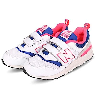 New Balance 慢跑鞋 PZ997HAJW 寬楦 童鞋