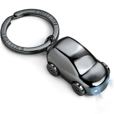 《PHILIPPI》照明轎車鑰匙圈(香檳黑)