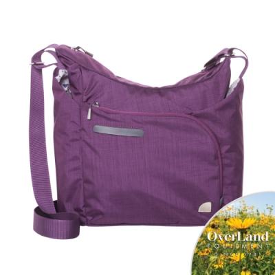 【OVERLAND】Belvedere 輕量多功能側背包 [紫色] 日用休閒側背包