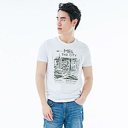 101原創 短袖T恤-遊走