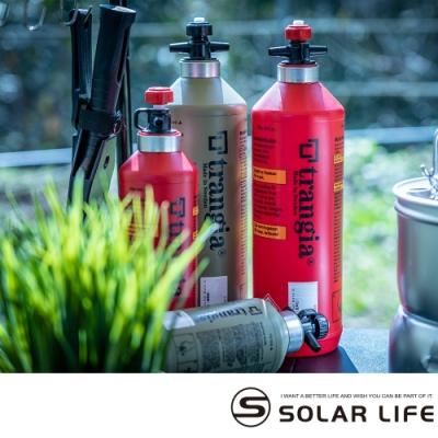 瑞典Trangia Fuel Bottle 燃料瓶 (經典紅)1L.汽油瓶燃油罐