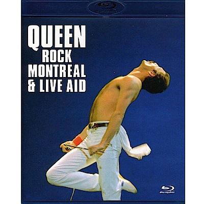皇后合唱團 : 蒙特婁現場演唱會 藍光   BD