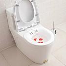 iSFun 便利坐浴 免蹲坐孕期護理月子馬桶坐盆