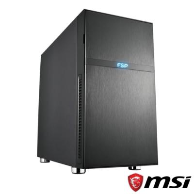 微星B460平台[藝術蒼龍]i5-10400/32G/1T/P2200/500G_M2