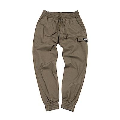 Timberland 男款綠色休閒褲 | A1NSEA58