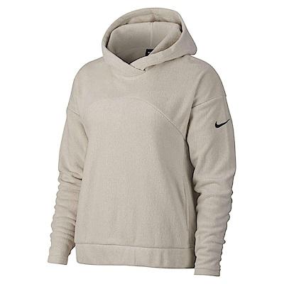 Nike 帽T Thrma Pullover 吸濕排汗 女款