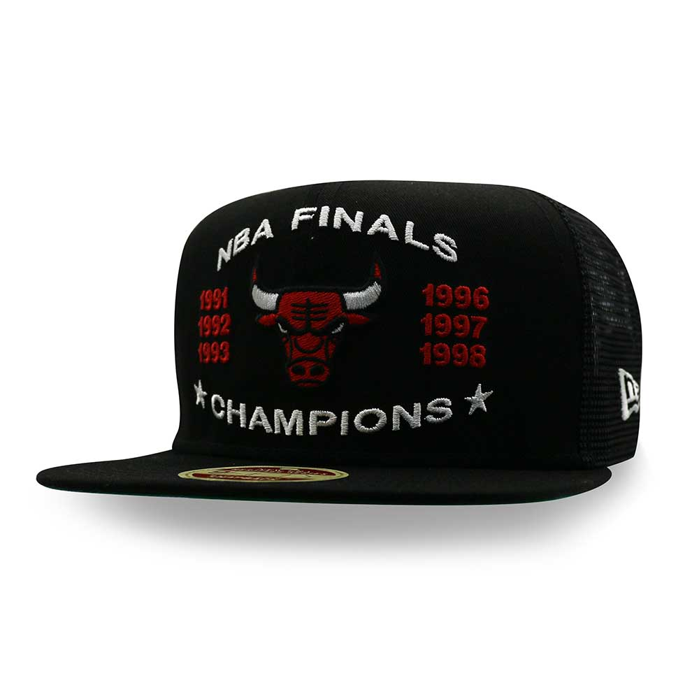 New Era NBA Heritage Series棒球帽 公牛隊
