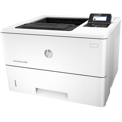 HP LaserJet Enterprise M506dn 黑白高速雷射印表機